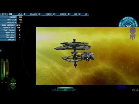 Tutorial: Artemis Spaceship Bridge Simulator
