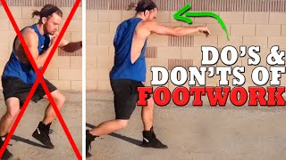 Boxing Footwork: Essential DO