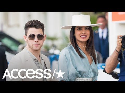 Priyanka Chopra & Nick Jonas Steal The Show On Romantic Stroll In Cannes