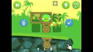 Bad Piggies (PC) Gameplay