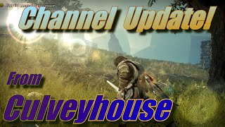 Culveyhouse Channel Update for October 2014: The Evil Within, Gaming Talk Shows, and More Series!