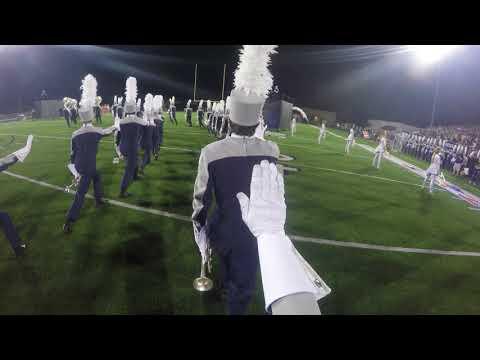"Keller High School Band 2017 ""Sense of Direction"" Lead Trumpet Cam"