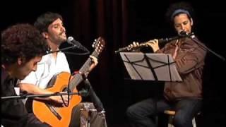 The Julio Santillan Trio -