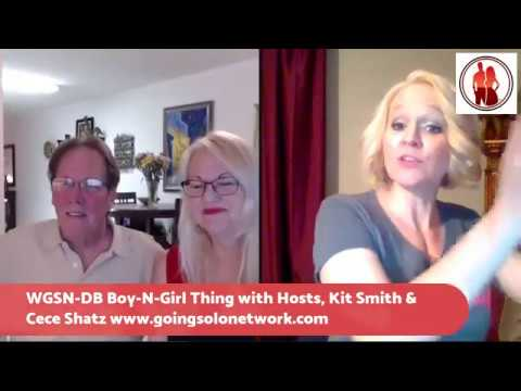 Boy N Girl Thing Show & Going Solo with Cece with surprise Lobby Guest, Deidra Newman