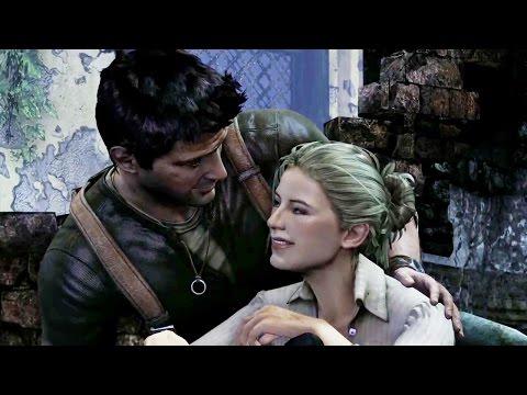Nate/Elena: Uncharted 2
