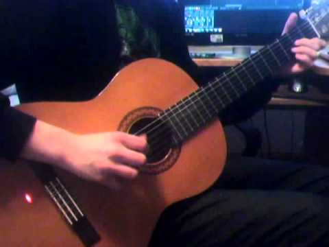 Blackfoot - Diary Of A Working Man (Guitar Cover) *HQ Sound*