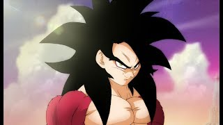 FINALLY Super Saiyan 4 Goku RETURNS in the NEW Dragon Ball New Age