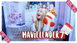 Meine Nikolaus Geschenke 🎅 Vlogmas 7 | MaVie Noelle