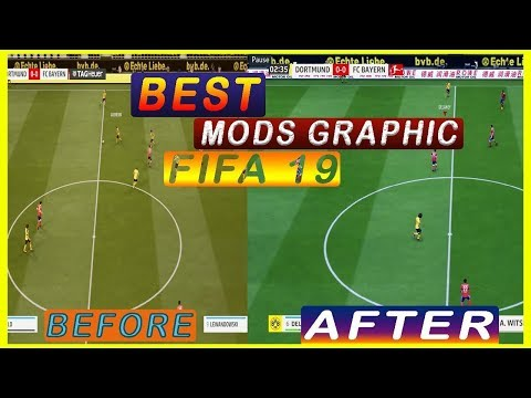 DOWNLOAD BEST LIGHTING GRAPHIC FOR FIFA 19