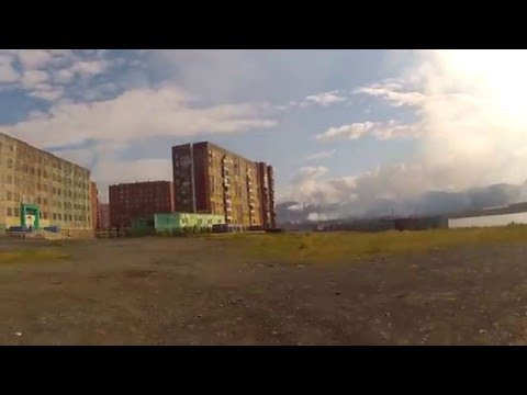 Russia: Norilsk summer