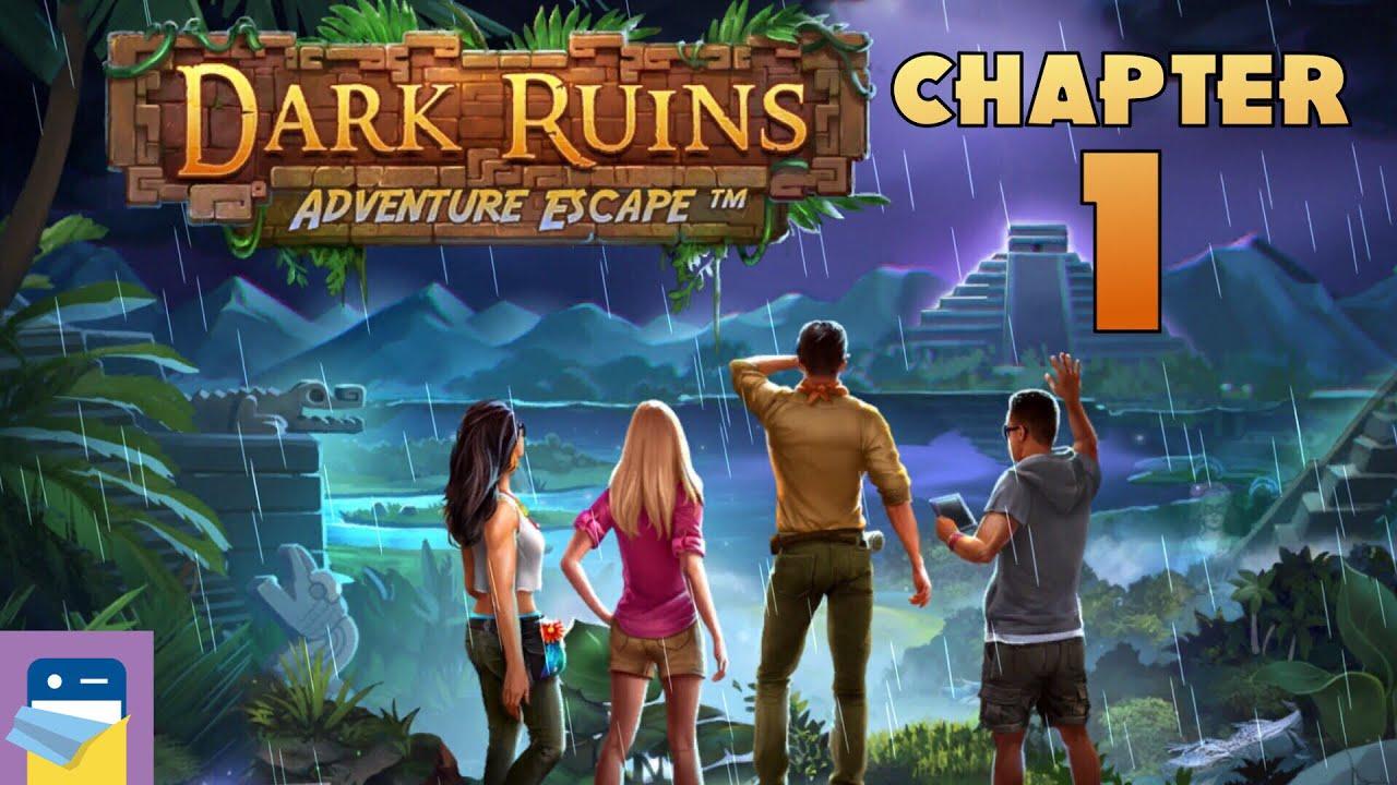 ae mystery dark ruins