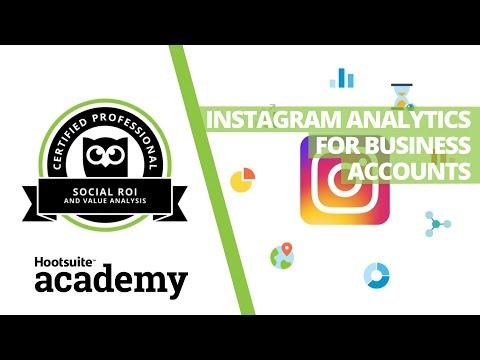 Instagram Analytics for Business Accounts