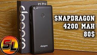 Doopro P1 Pro полный обзор автономного бюджетника на Snapdragon! Review