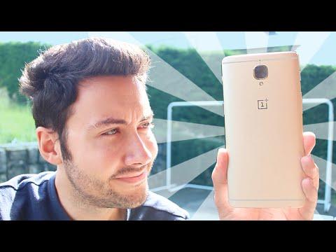 Un Smartphone Rare, Puissant et Pas cher : Test OnePlus 3