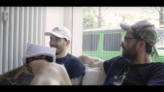 Marteria & Casper - DER TAG VORM VIDEODREH