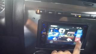 Hummer h3. NESA Bluetooth touchscreen. Nsd-627b
