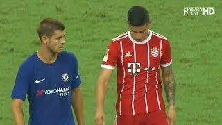 James Rodriguez vs Chelsea HD 720p (25/07/2017) by JamesR10