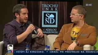 Trochu inak s Adelou Banášovou: Pavel a Róbert Šarina/ podnikatelia s rýchlym občerstvením