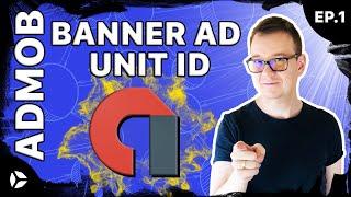 Comment Créer une Bannière Publicitaire AdMob ID d'Unité (Étape par Étape)