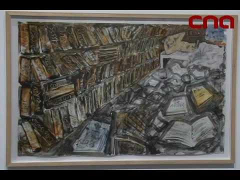A retrospective exhibition of the artist Miquel Barceló opens in Barcelona