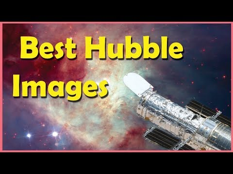 Images from hubble telescope 2020
