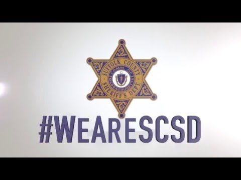 #WeAreSCSD Suffolk County Sheriff
