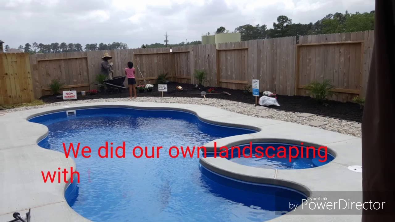 Viking Pools Laguna Deluxe Complete Install