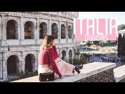 ITÁLIA - Tudo o que precisa saber para viajar para lá!