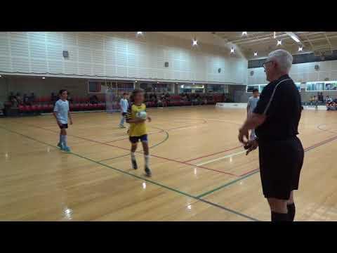 R1 Sydney Futsal Club vs Central Coast Futsal Club 1st half