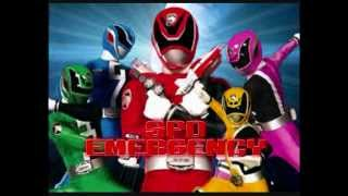 Power Rangers SPD Lyrics