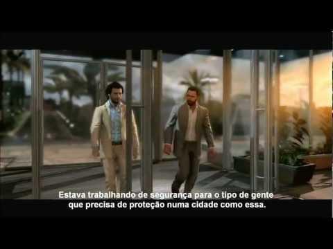 Max Payne 3 Trailer - Extended Version (legendado em português)