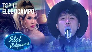 """Elle Ocampo performs """"Ikaw""""   Live Round   Idol Philippines 2019"""