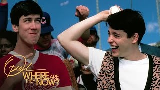The Story Behind This Memorable Scene from Ferris Bueller's Day Off | Where Are They Now | OWN