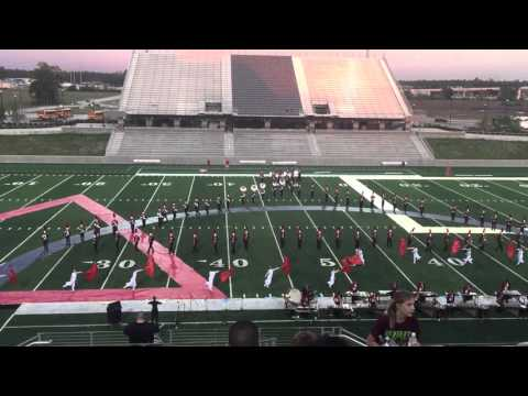 """Tomball High School Band 2015 - """"Primary"""" - UIL 5a Area Finals"""