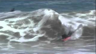 Mandurah Wedge Bodyboarding.