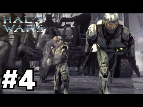Halo Wars - Episode 4 - The Legend of Jonby's Crater