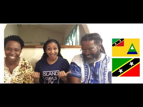 Ancestry DNA: 🇰🇳 St. Kitts and Nevis.........PART 1 of  2
