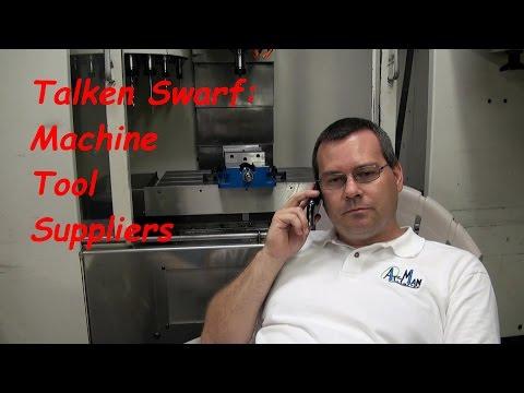 Talken Swarf: Machine Tool Suppliers