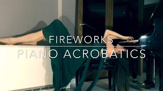 """Firework"" (Katy Perry) - Piano Acrobatics version! + NEW sheet music available"