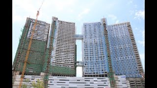Amazing ! The Bridge 70% of Completion | Maxed Residential and Commercial Development | Cambodia