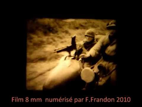 vieux film de guerre en 8mm 1935 youtube. Black Bedroom Furniture Sets. Home Design Ideas