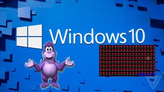Destruyendo Windows 10 con virus