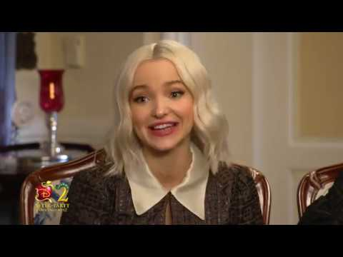 Dove Cameron -- Which Cast Member Would She Live With?