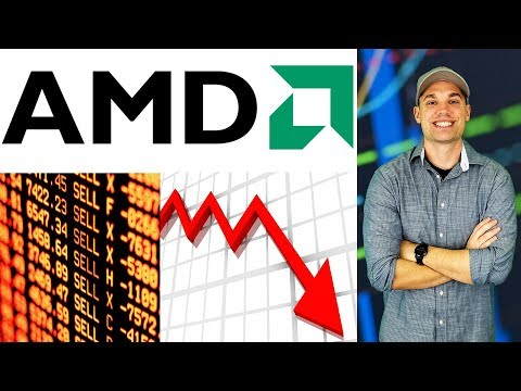 Why Is AMD Stock And The Rest Of The Stock Market Going Down?