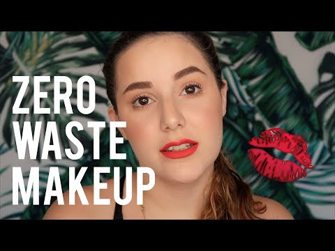 ECO FRIENDLY MAKEUP BRANDS | Zero Waste Makeup | Trash Talk