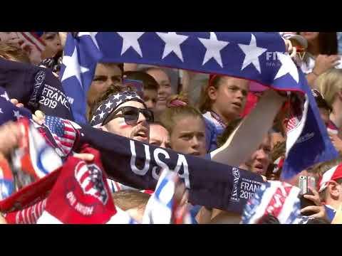 USA v Netherlands - FIFA Women's World Cup France 2019_tm_ - THE FINAL