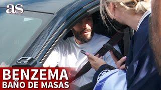 REAL MADRID   BENZEMA tres días antes del CLÁSICO   Diario AS
