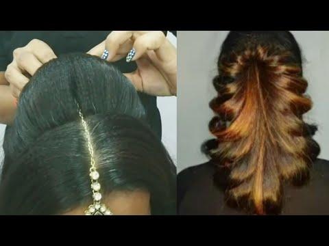 latest new hairstyle 2019// step by step easy and simple thumbnail