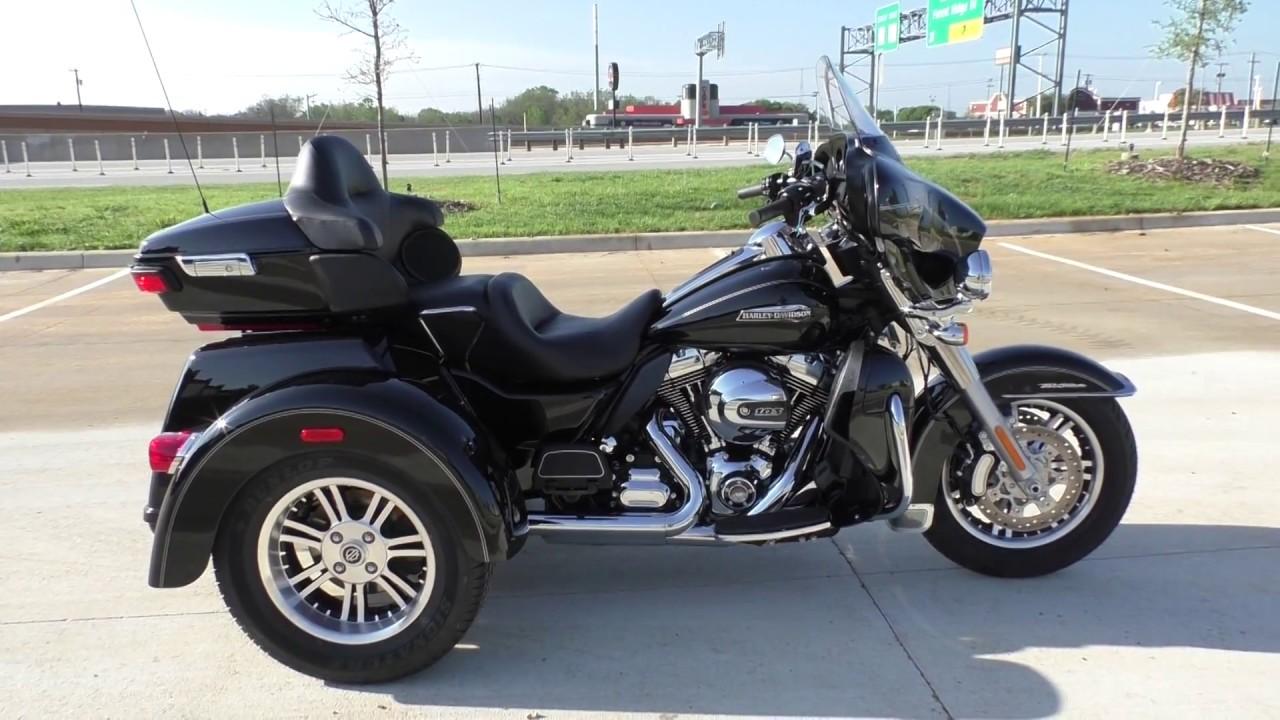 2016 Harley Davidson Tri Glide For Sale 47 Used: 856902 2016 Harley Davidson Tri Glide FLHTCUTG