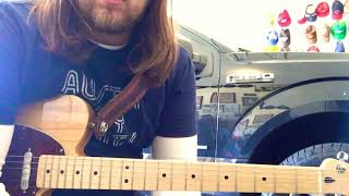 Hard Livin' - Chris Stapleton - Guitar Lesson